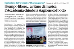 Orchestra Charrangiamos - 8 Giugno 2019 - Ph.Marrari